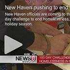 New Haven pushing to end homelessness
