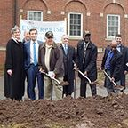 Columbus House Breaks Ground at Connecticut Valley Hospital