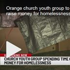 Orange church youth group to sleep outside to raise money for homelessness